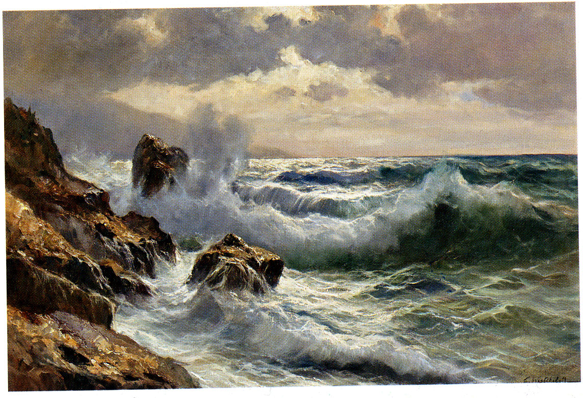 Russian Oil Paintings