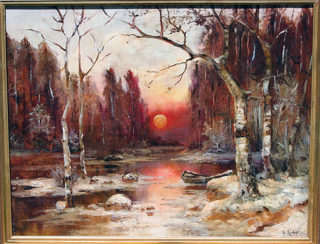 oil on canvas - photo #26